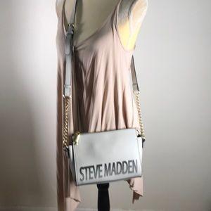 Steve Madden Signature Crossbody Bag